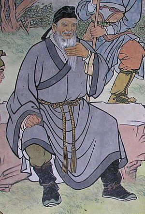 Zhou Tong (archer) - Image: Zhou Tong