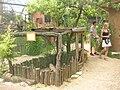 Zoopark Zajezd CZ exhibit of Mephitis mephitis 065.jpg