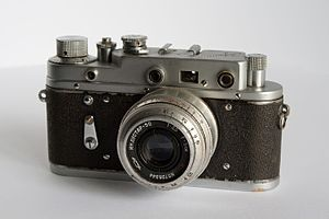 Zorki - Zorki 2-s with Industar-50 lens