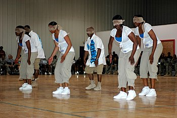 Members of the Zeta Phi Beta Sorority and Phi ...