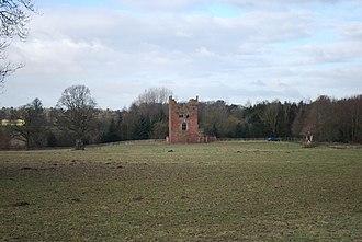 Grade I listed non-ecclesiastical buildings in Cheshire - Delves Hall, Doddington