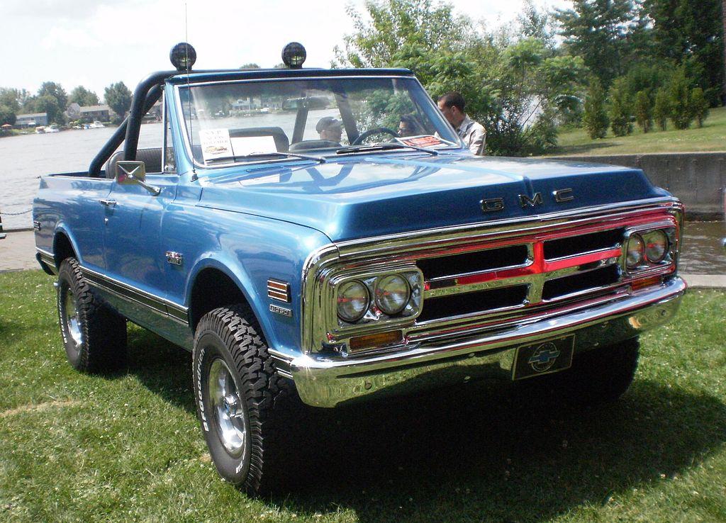 Fotos Y Precios De Camionetas Gmc Jimmy - Fotos de coches - Zcoches