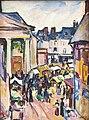 (Albi) Un dimanche à Honfleur (1907) Othon Friesz MTL.197.jpg
