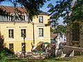Écouen (95), manoir des Tourelles, 1 rue Jean-Bullant.jpg
