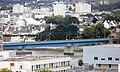 Église Notre-Dame-de-Victoire de Lorient - vue du sommet -pont ferroviaire sur le Scorff - 8635.jpg
