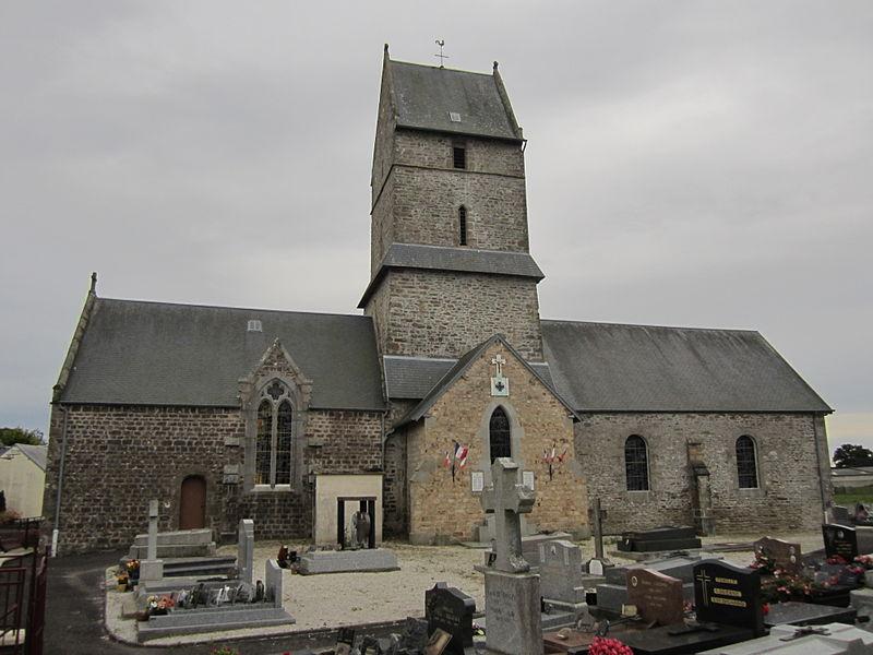 Folligny, Manche