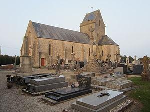 Église Saint-Floxel de Saint-Floxel
