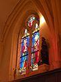Église Saint-Léger d'Andeville vitrail 3.JPG