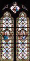 Église Saint-Laurent-Saint-Germain de Saint-Laurent-Nouan, vitrail 1.JPG