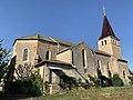 Église St Blaise - Dommartin - Bâgé Dommartin - 2020-08-20 - 7.jpg