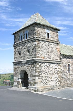 Église de Collandres en 2007