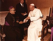 Pablo VI besides Plazas de El Salvador additionally Cst In 140 Characters Or Less Oscar Romero On Capitalism moreover Visa policy of El Salvador as well San Salvador. on monsenor romero wikipedia
