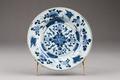 Östasiatisk keramik. Tallrik - Hallwylska museet - 95764.tif