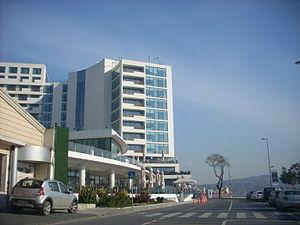 Tarabya - Grand Tarabya Hotel on the Bosphorus