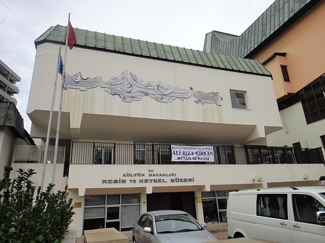 İzmir Art and Sculpture Museum