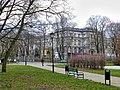 Łódź, ul. Sterlinga Seweryna 1-3 Uniwersytecki Szpital Kliniczny nr 3 im. WAM - Centralny Szpital Weteranów - panoramio.jpg