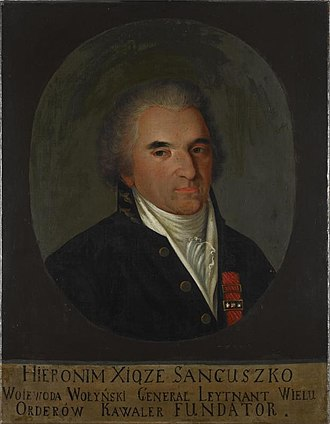 House of Sanguszko - Hieronim Sanguszko