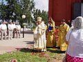 Владыка Белгородский и Старооскольский Иоанн на Празднике Любви, Семьи и Верности в Муроме 28 июля 2013 года.jpg
