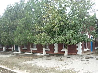 Вокзал п. Мамедкала
