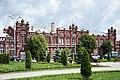 Здание железнодорожного вокзала 1903 года станции Кавказская в городе Кропоткин.jpg