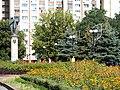 Київ, Памятник Архістратигу Михаїлу.jpg