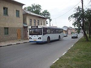 Yelets - MARZ bus