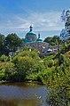 Миколаївська церква (мур.), смт.Олевськ.jpg