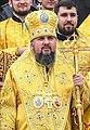 Митрополит Епіфаній із духовенством ПЦУ та студентами КПБА Epiphanius (Dumenko) (cropped).jpg