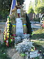 Могила Олександра Гуменюка.JPG