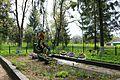Мізяківські Хутори, Братська могила 272 воїнів Радянської Армії загиблих при звільненні села, біля клубу.jpg