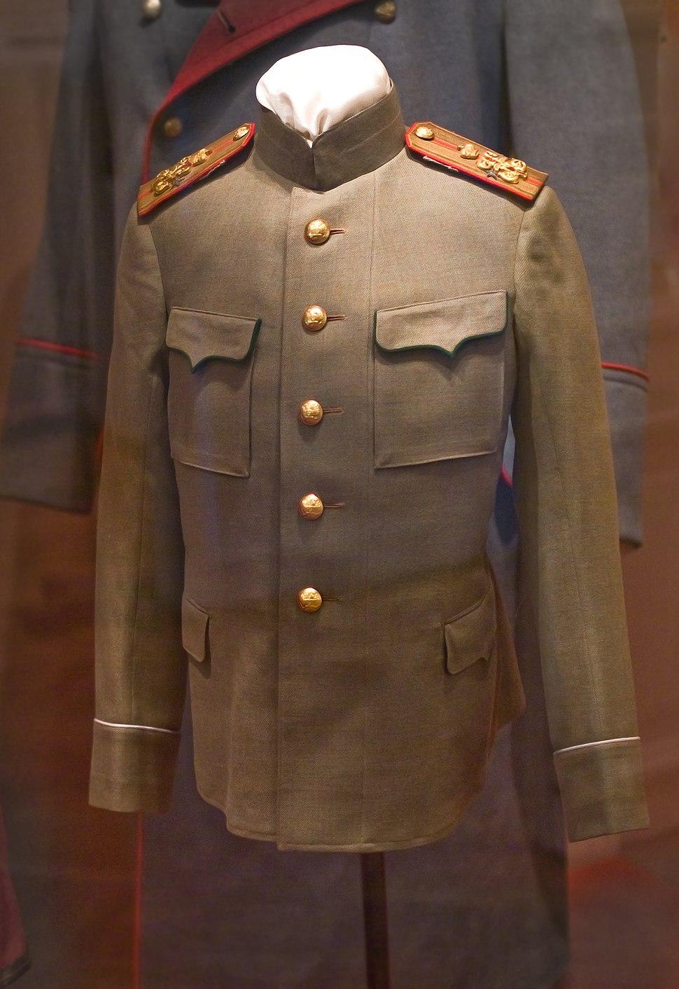 Офицерский китель Лейб-Гвардейского Егерского полка