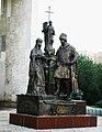 Памятник святым Петру и Февронии, Батайск.jpg