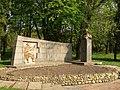 Пам'ятник поету Т.Г.Шевченку (в рівненському парку).JPG
