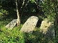 Па дарозе з Гірэйшаў да Вайнікішак на самай мяжы з Літвой. Надмагіллі (01).jpg