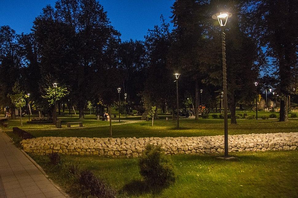 Пирот, парк