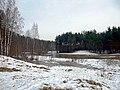 Ранняя весна. Ржевский лесопарк. - panoramio.jpg