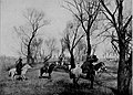 Русско-японская война 1904-1905 гг. Охотничья команда в разведке.jpg