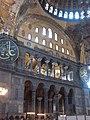 Турция (Türkiye), провинция Стамбул (il İstanbul), Стамбул (İstanbul), р-н Еминёню (ilçe Eminönü, Cankurtaran), Софийский собор (Ayasofya), 09-57 16.09.2008 - panoramio.jpg