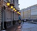 """Фонари отеля """"Кемпински"""" - Kempinski Hotel lights - panoramio.jpg"""