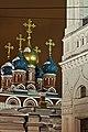 Храм Георгия Победоносца (Покрова Пресвятой Богородицы) на Псковской горе. - panoramio.jpg