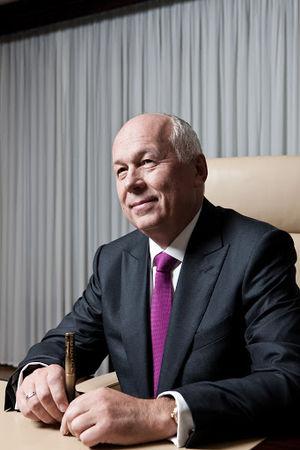 Sergey Chemezov - Image: Чемезов