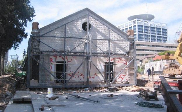 בניין טמפלרי ברחוב קפלן2