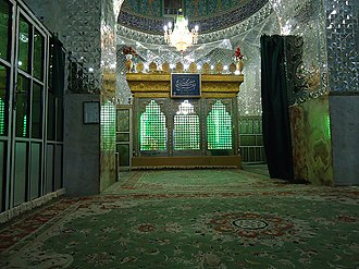 Fasa County - An Imamzadeh in Fasa