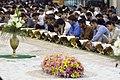 عکس های مراسم ترتیل خوانی یا جزء خوانی یا قرائت قرآن در ایام ماه رمضان در حرم فاطمه معصومه در شهر قم 42.jpg