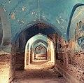 معماری داخلی راهرو کاروانسرای مشیرالملک.jpg