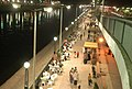 نيل أسيوط ليلاً - أسيوط - مصر - The Nile at the night - Assiut - Egypt.jpg
