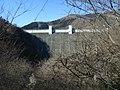 小河内ダム、正面が見える丘より。 - panoramio.jpg