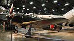 局地戦闘機 紫電 二一型 National Museum of USAF 150726 2.JPG