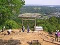 日和田山から巾着田 - panoramio.jpg
