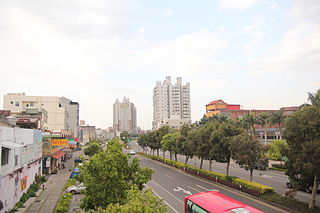 Zhunan Urban township